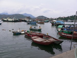 Cheung Chau Harbour again